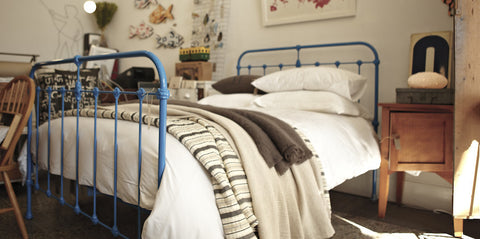 Iron Bed Cast Iron Bed Wrought Iron Bed Scout House