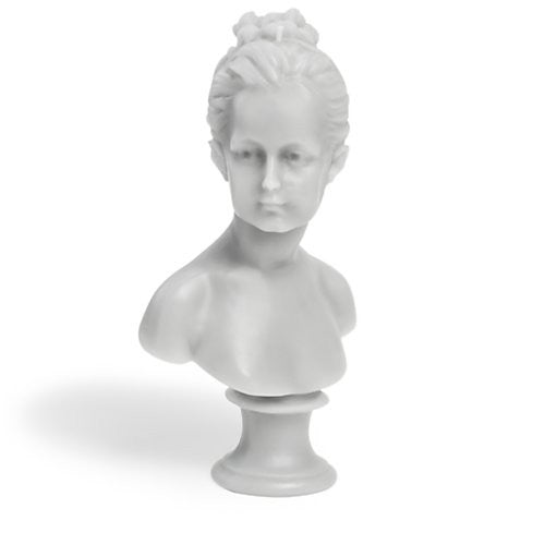Cire Trudon Louise Bust in Grey
