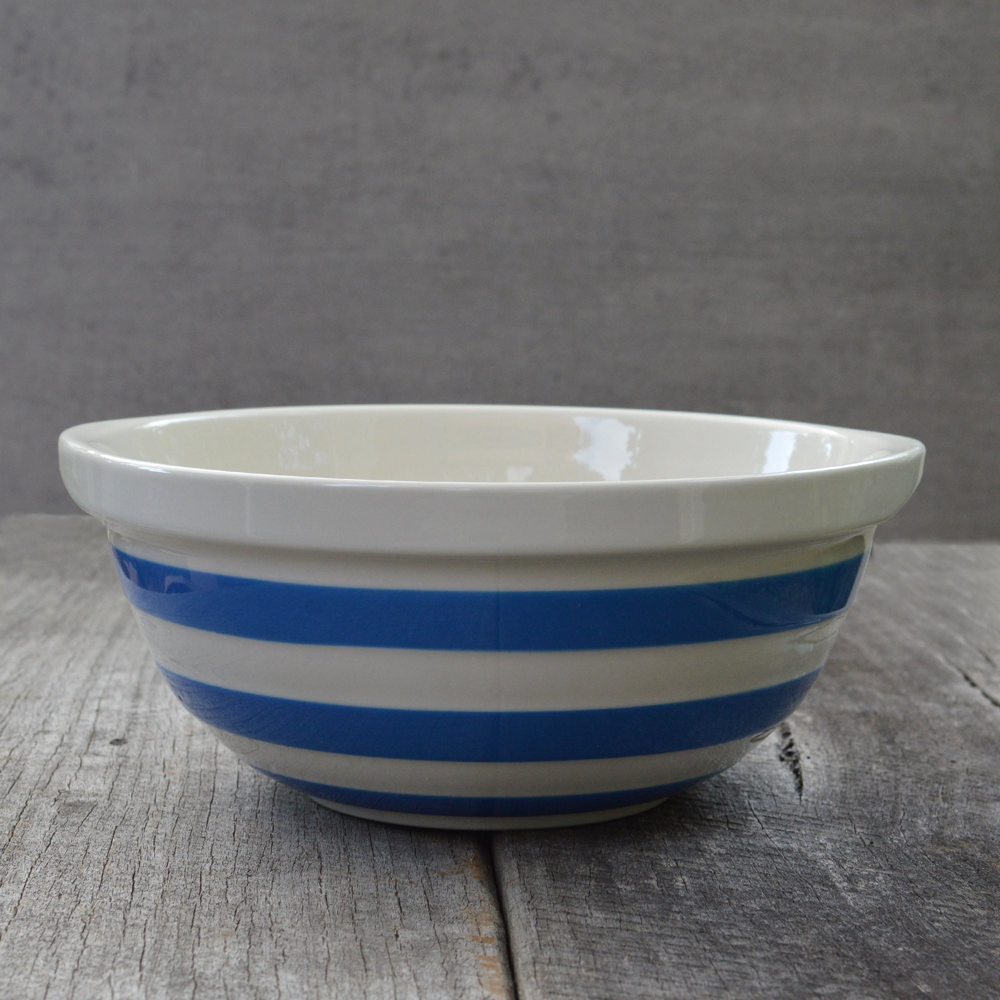 Cornishware Blue Large Mixing Bowl
