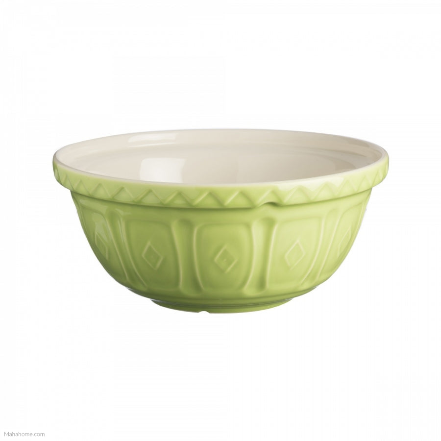 Mason Cash Mixing Bowl in Green