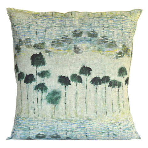 Maison Levy Palmiers Cushion - 50 x 50