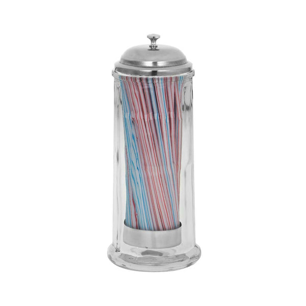 Nostalgic 1950's Straw Dispenser