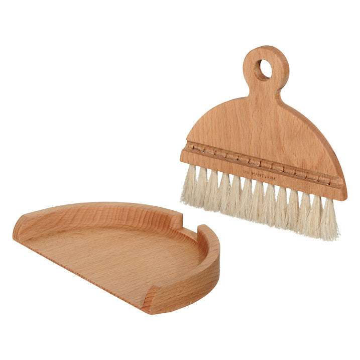 Table Brush Set- Iris Hantverk, Sweden