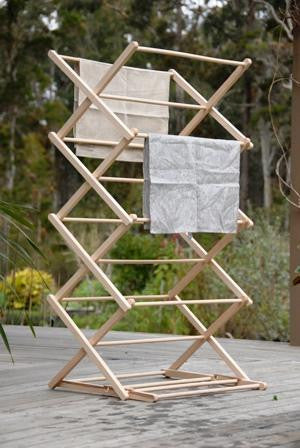 Folding Clothes Horse Airer