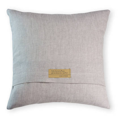 Maison Levy Journee A La Plage Cushion - 55 x 55