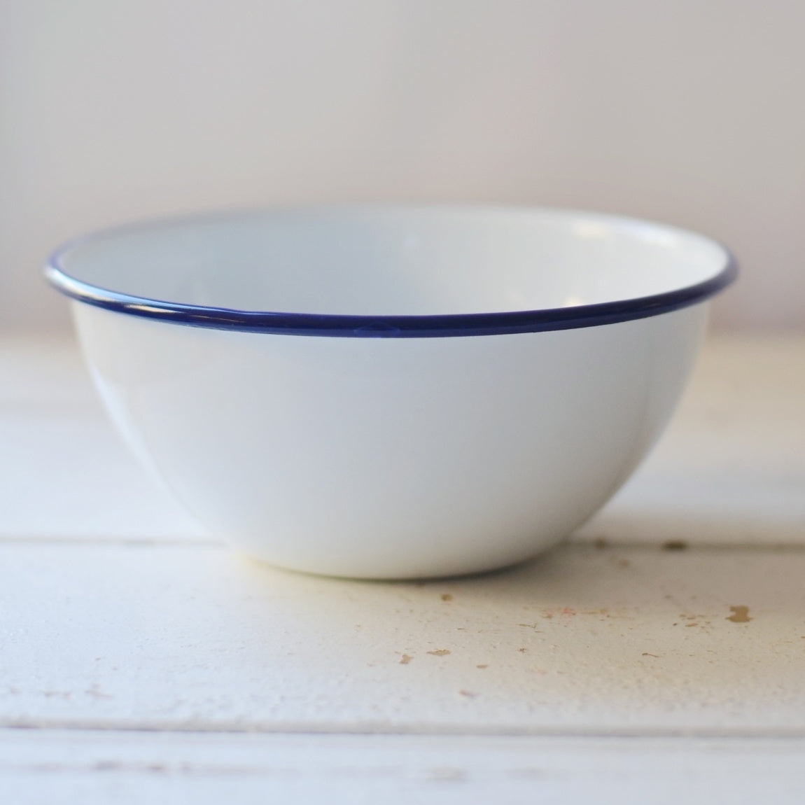 Falcon Enamel Deep Cereal bowl 16cm
