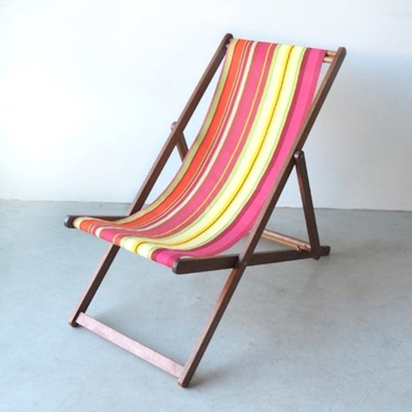 Deck Chair Ceret Cerise