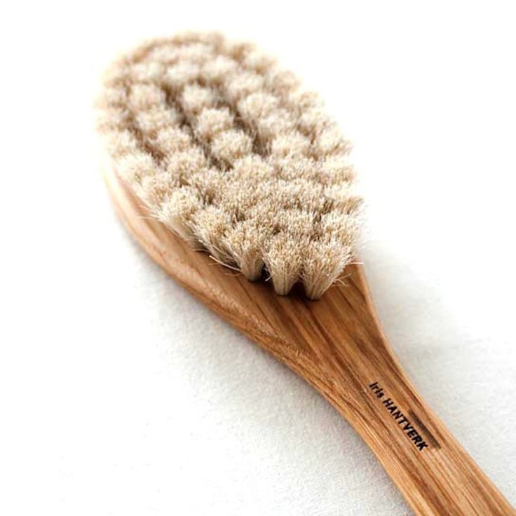 Long Handle Bath Brush by Iris Hantverk Sweden