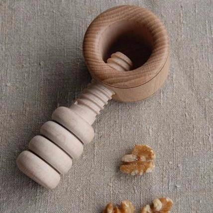 Wooden Nut Cracker