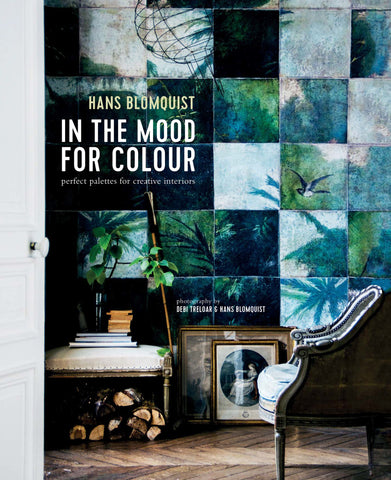 In The Mood For Colour by Hans Bloomquist