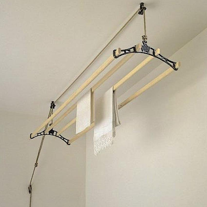 Clothes Airer Sheila Maid UK 145cm in a Charcoal Iron Finish