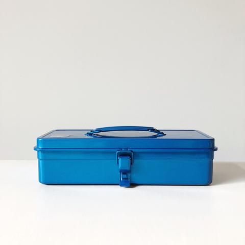 Toyo Japan Blue Steel Tool Box