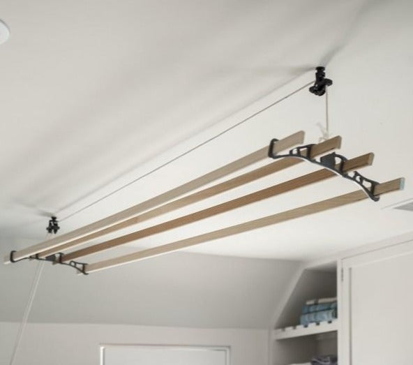 Clothes Airer Sheila Maid Uk 145cm In A Charcoal Iron