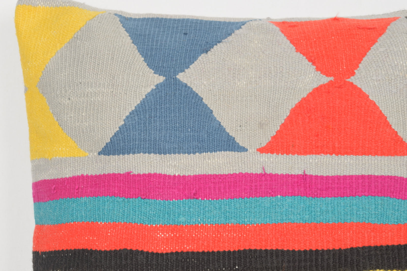 Vintage Kilim Bahri Cushion