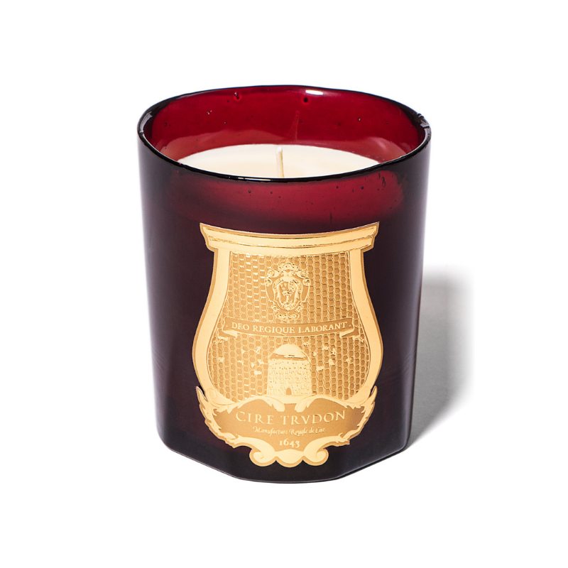 Nazareth Classic Red Christmas 2020 Intermezzo Candle (800g) by Cire Trudon
