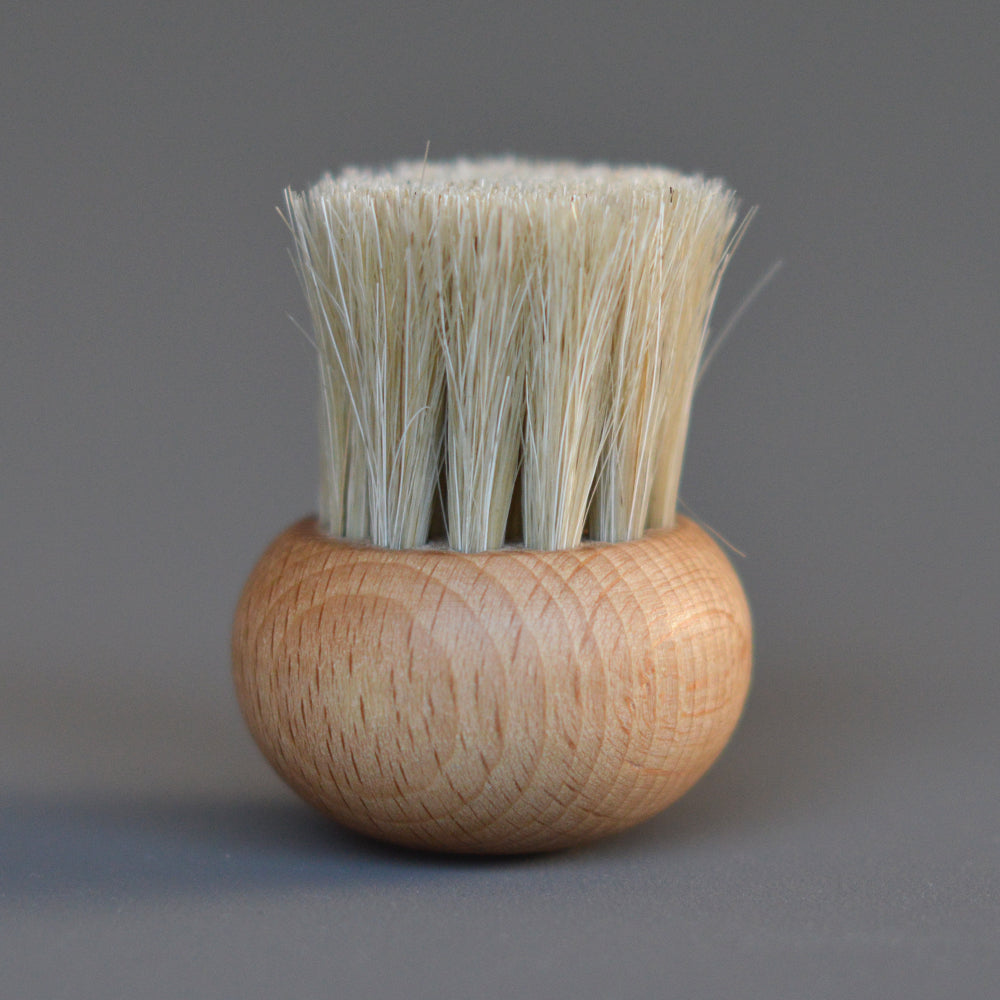 Mushroom Cleaning Brush by Redecker
