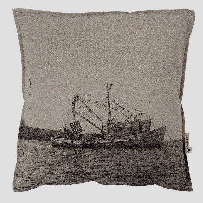 Pony Rider Sailor Cushion