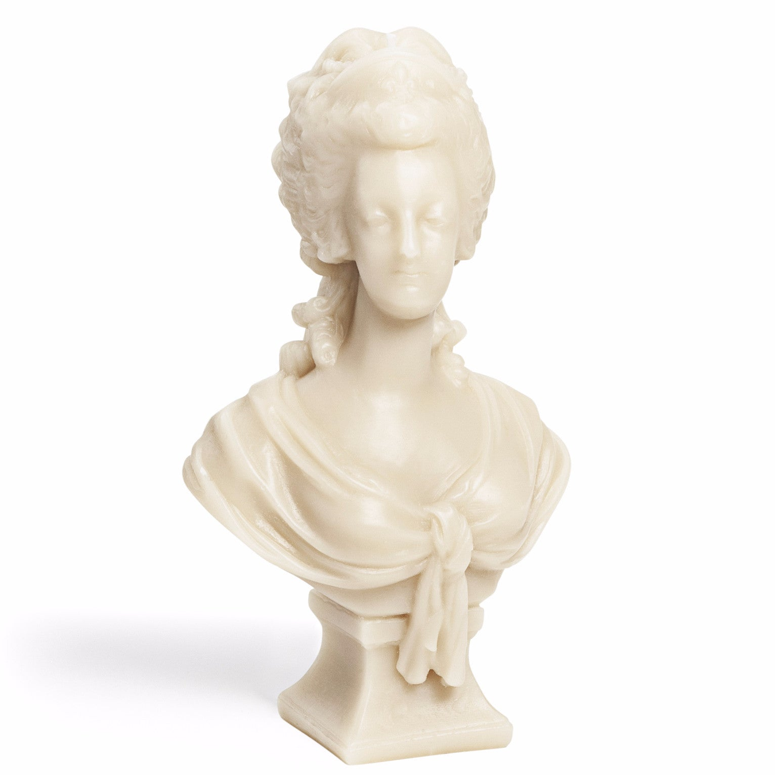 Cire Trudon - Marie Antoinette Bust - Natural