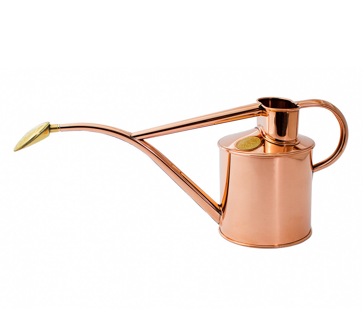 English Made Copper Indoor Watering Can Haws UK
