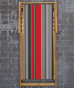 Deck Chair Petitus Rouge