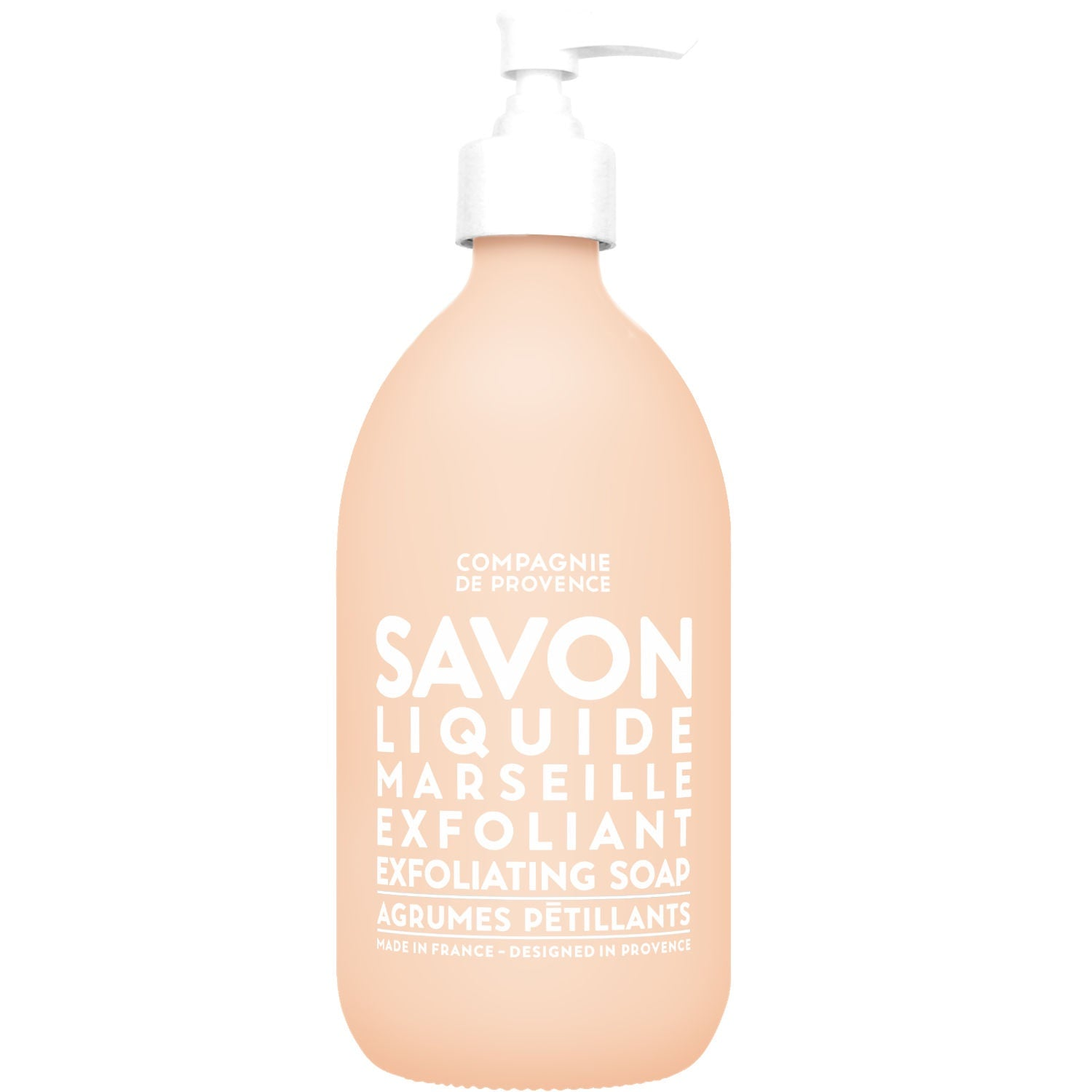 Liquid Exfoliating Soap - 495ml