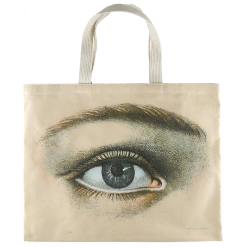 John Derian Eye Tote Bag