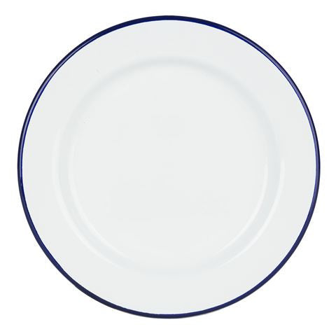 Falcon Enamel Dinner plate