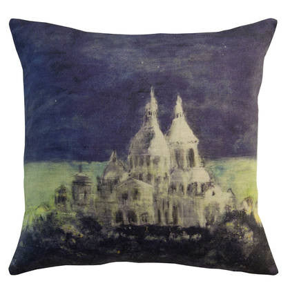 Maison Levy Sacre Coeur Cushion - 55 x 55