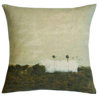Maison Levy Deux Palmiers Cushion 50 x 50
