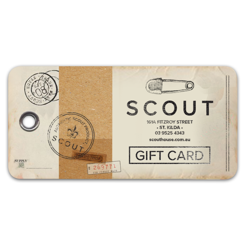 Scout House Gift Card