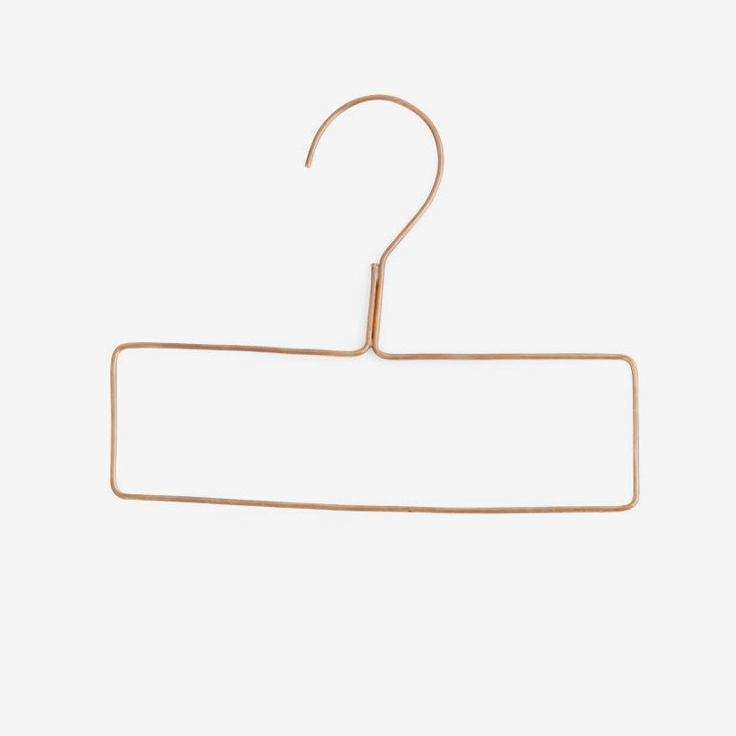 Brass Tie Hanger by Fog Linen Work Japan