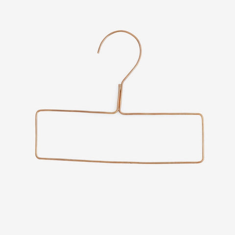 Brass Tie Hanger- FOG LINEN WORK JAPAN