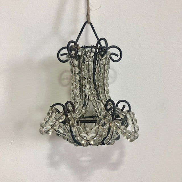 Hanging Chandelier Ornament
