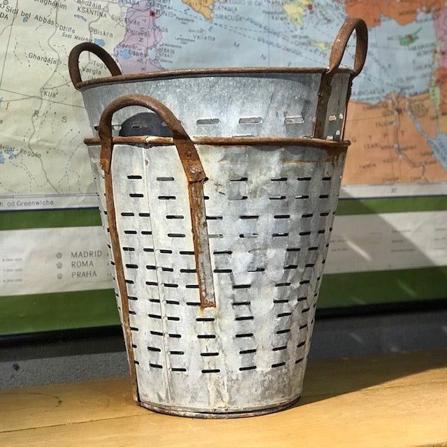 Large Turkish Olive Picking Baskets