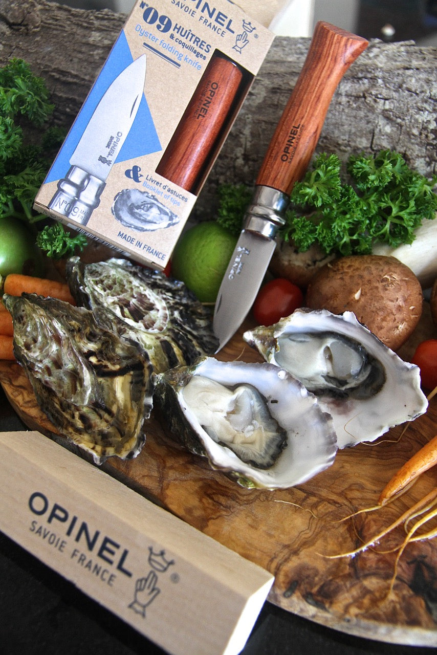 Opinel Folding Oyster Knife