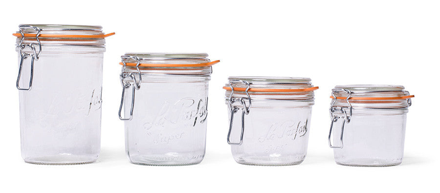 Le Parfait - Terrine Jar - 125ml