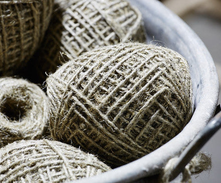Linen String from France- 300g ball.