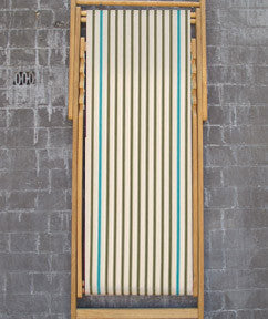 Deck Chair Marin-Ecru-Bronze