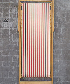 Deck Chair Marin-Ecru-Tomette