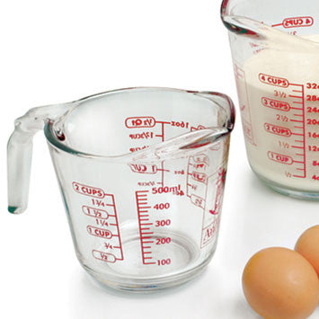 Fire King 500ml Measuring Jug