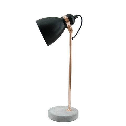 Louis Table Lamp - Black