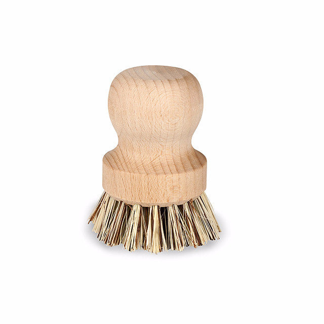 Beechwood Pot Scrubbing Brush