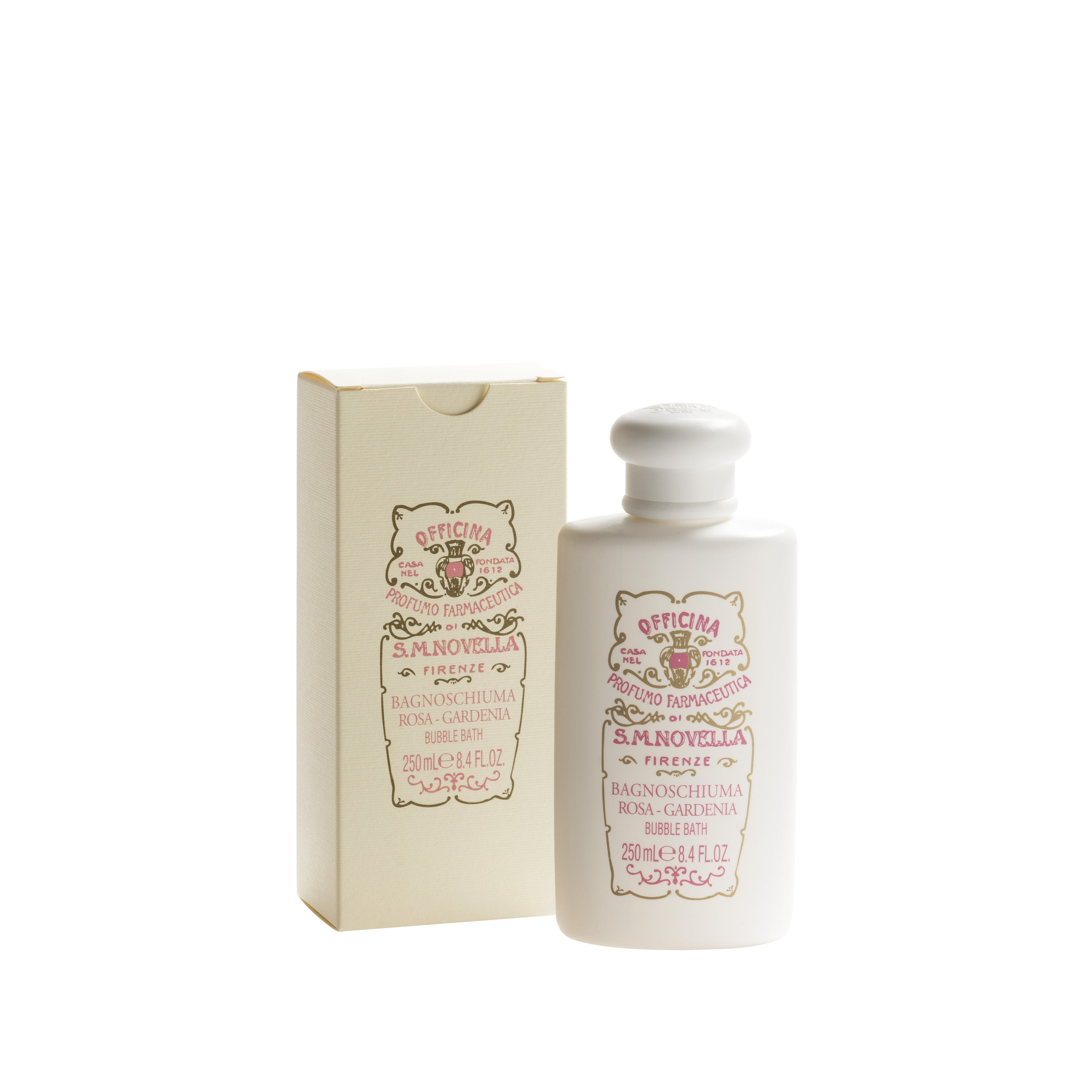 Santa Maria Novella Rose Gardenia Bubble Bath