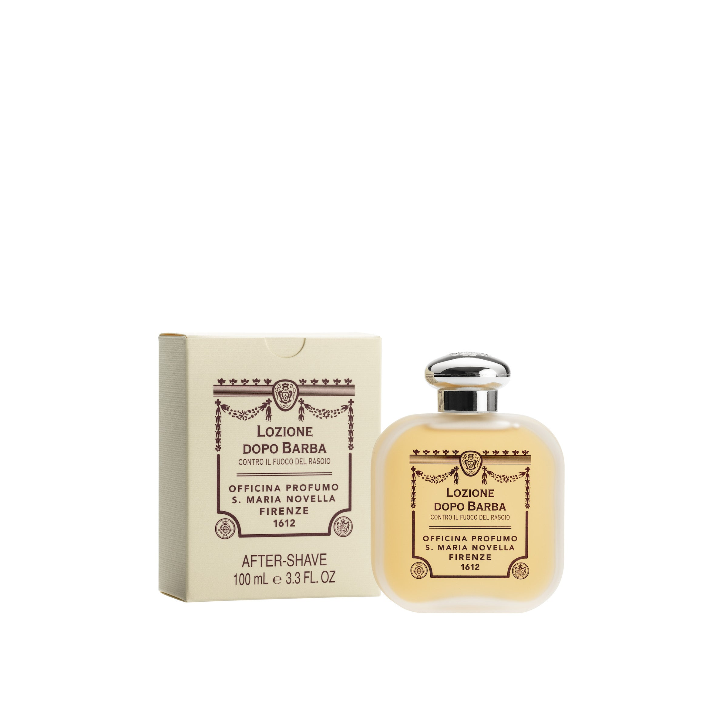 Santa Maria Novella Patchouli After Shave Lotion
