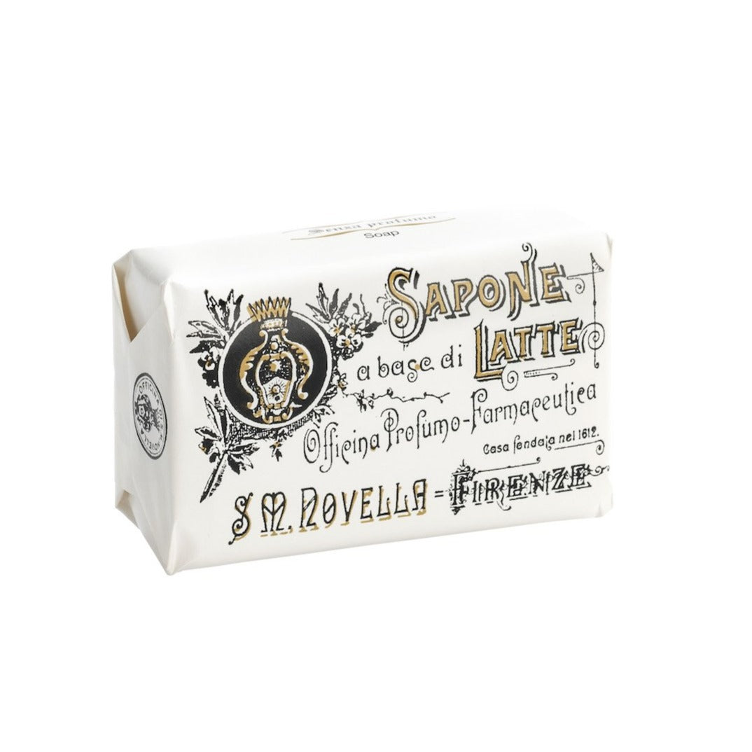 Santa Maria Novella Unscented Milk Soap