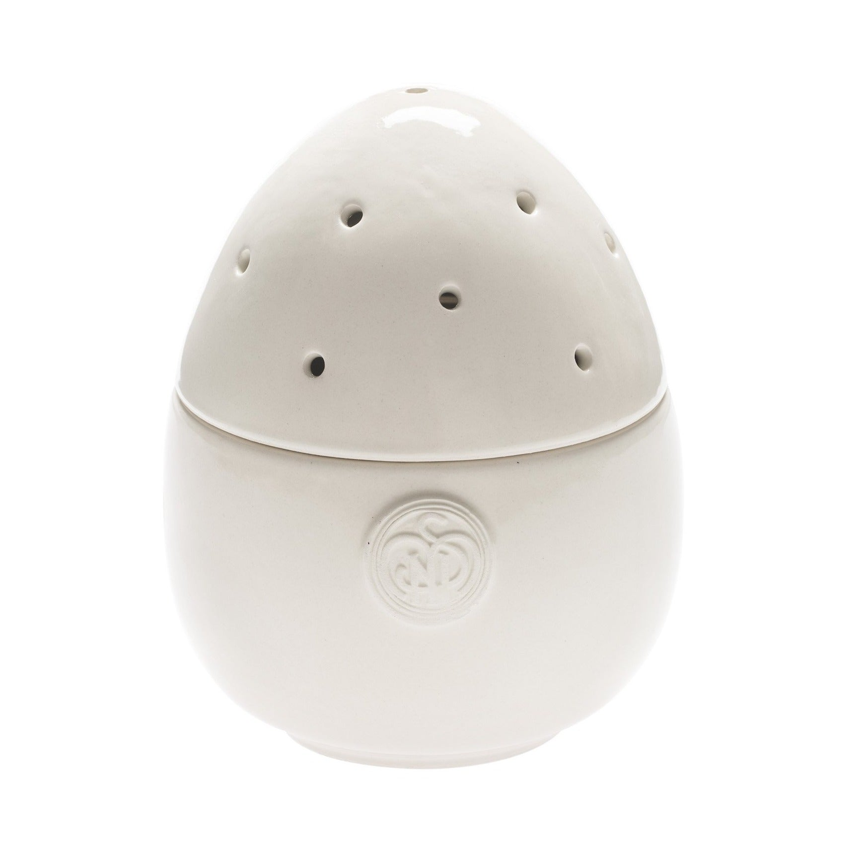 Santa Maria Novella Ceramic Egg Pot Pourri Holder