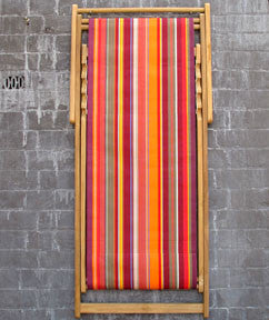 Deck Chair Saint Vincent Rouge