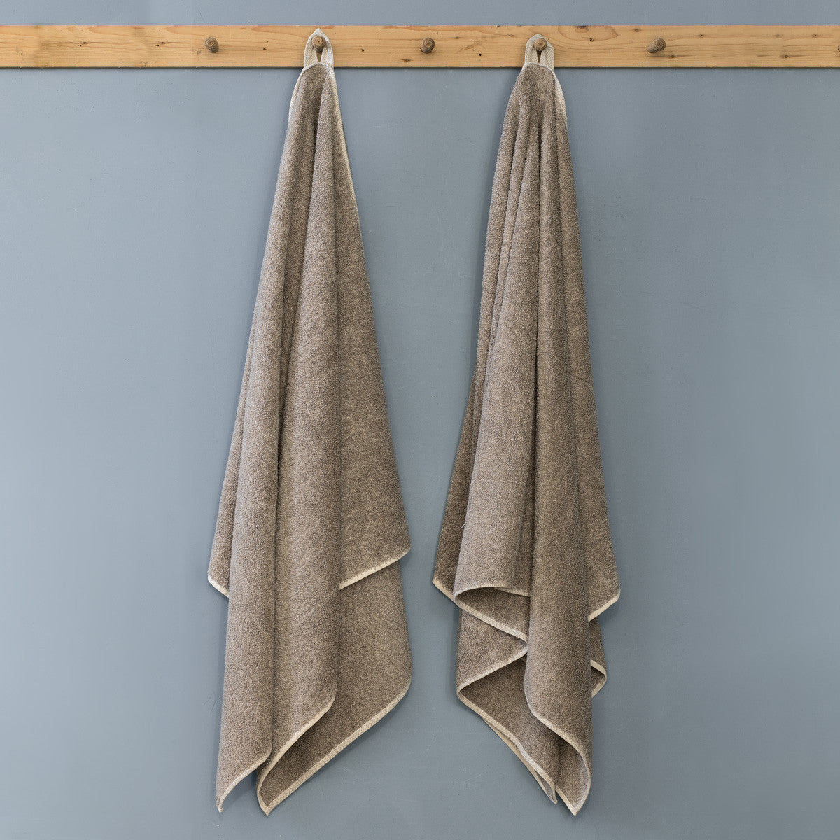 Pure Linen Hand Towel Natural