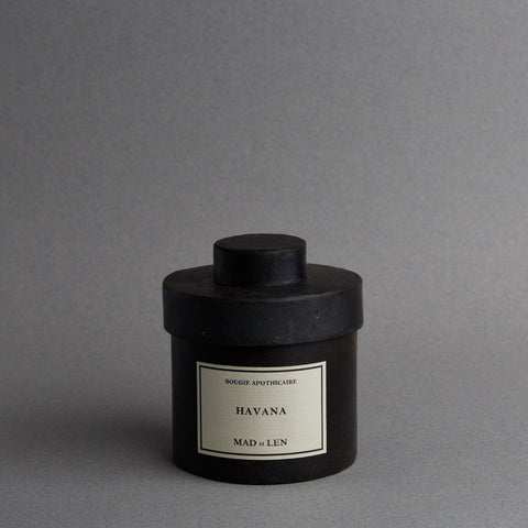 "Mad et Len Candle ""Havana"" (previously- Tabac d Amsterdam) 300g"