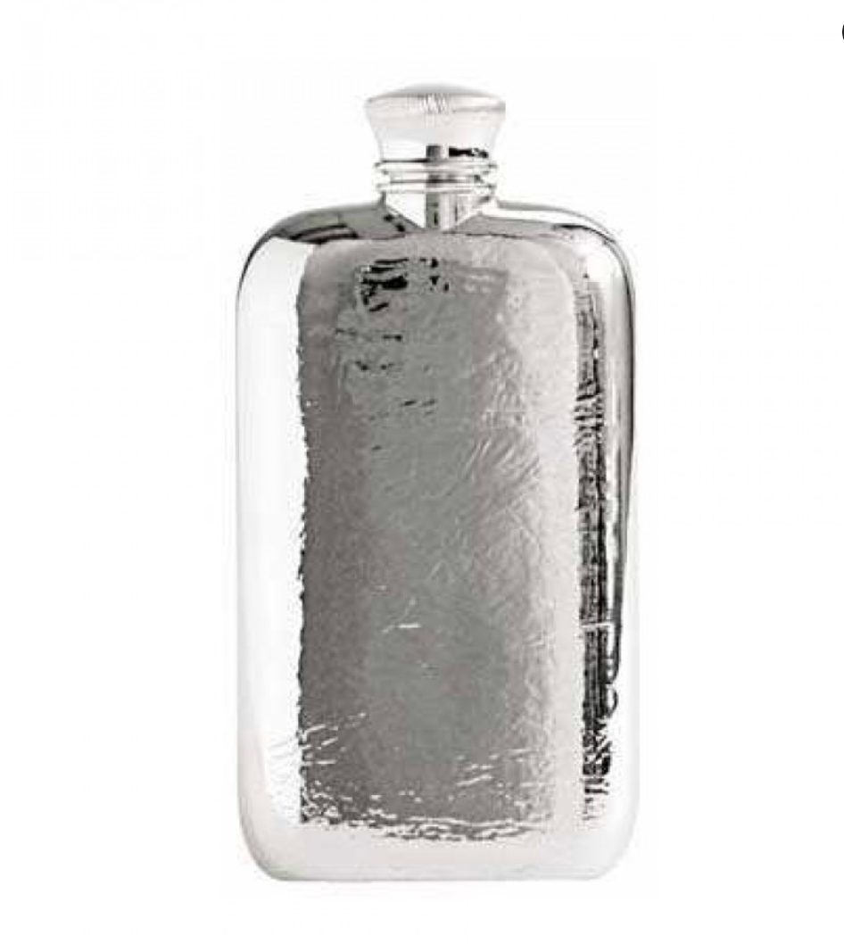 Narrow Pewter Hip Flask - Royal Selangor